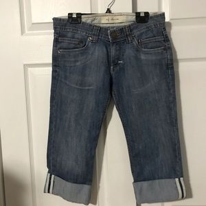 TRF CROPPED JEANS